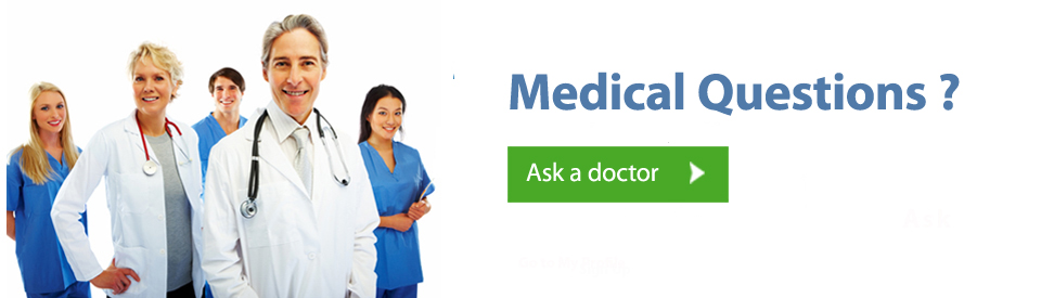 Ask medical questions to doctors